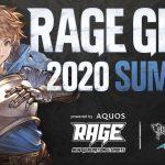 20267「RAGE ASIA 2020」開催決定!ゲームタイトルはApexと荒野行動!