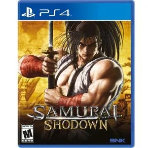 SAMURAI SPIRITS (サムライスピリッツ) -PS4