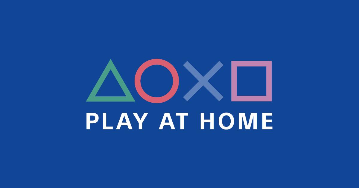 SIEが「Play At Home」イニシアチブを立ち上げ。支援活動に取り組むことを発表。