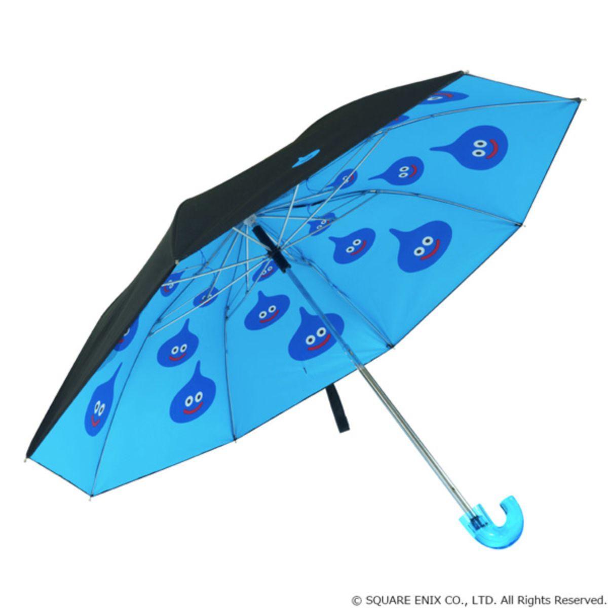 ドラゴンクエストX スライム柄の傘