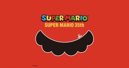 ユニクロからスーパーマリオ35周年記念デザインの新作Tシャツが登場!