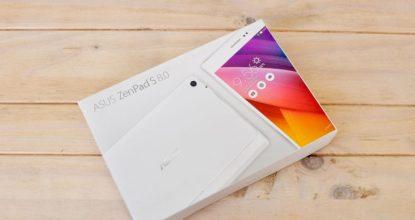 薄型軽量8インチタブレット!ASUS「ZenPad S 8.0」を購入したので開封式を行いました!