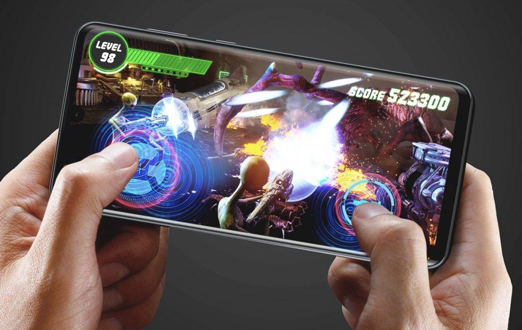 高速OLED顯示螢幕&240Hz觸控操控
