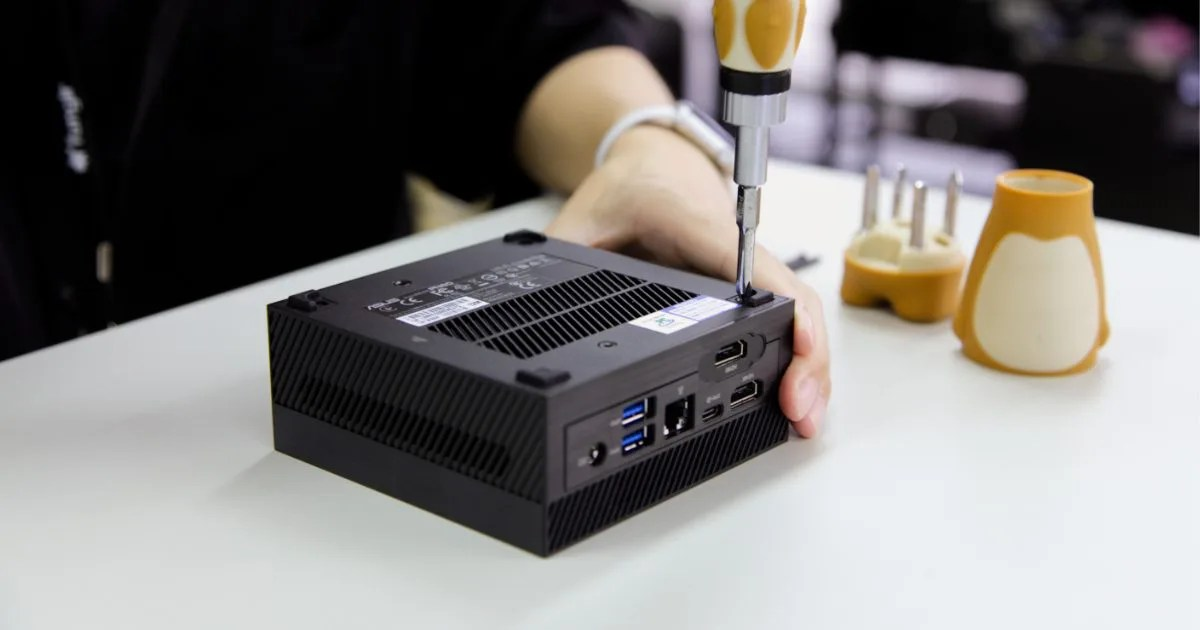 拡張性と省スペースを両立!「ASUS MiniPC PN60」シリーズのベアボーンモデル「PN60-BB7088MH」をレビュー!