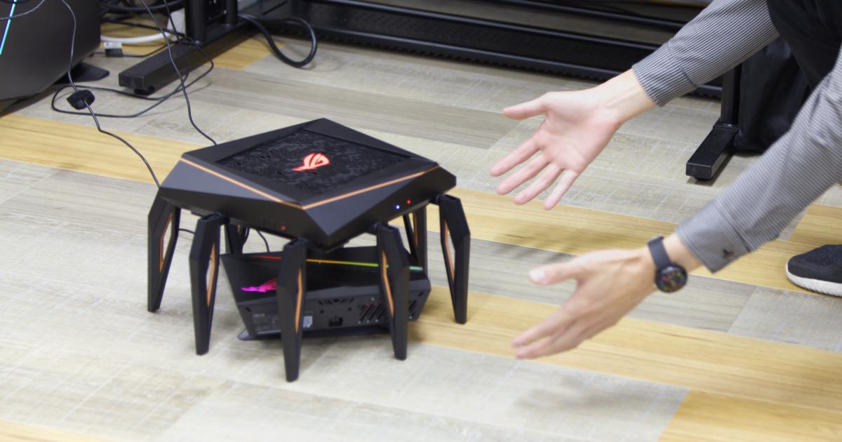 Wi-Fi 6対応!テレワークに必須なVPNサーバー機能付きWi-FiルーターASUS「ROG Rapture GT-AX11000」レビュー!
