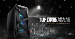 ASUSからデザインと機能を両立させたミドルタワーケース「TUF Gaming GT301 Case」登場