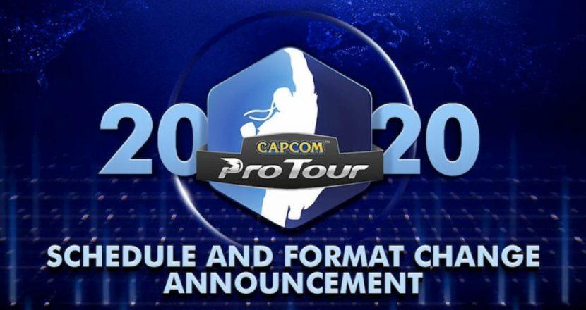 ストリートファイターVの公式オンライン世界大会「CAPCOM Pro Tour Online 2020」が6月より開幕!