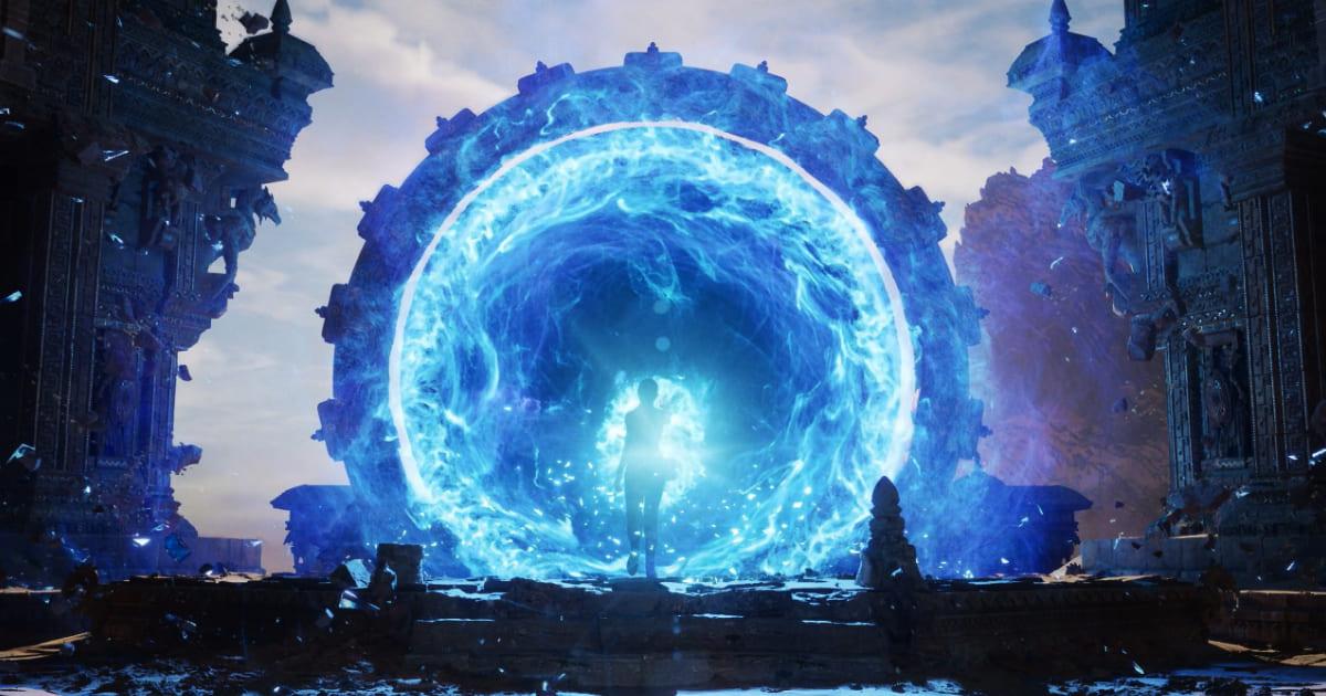 「Unreal Engine 5」のPS5での実行動画を初公開!ため息が出るほど美しい!
