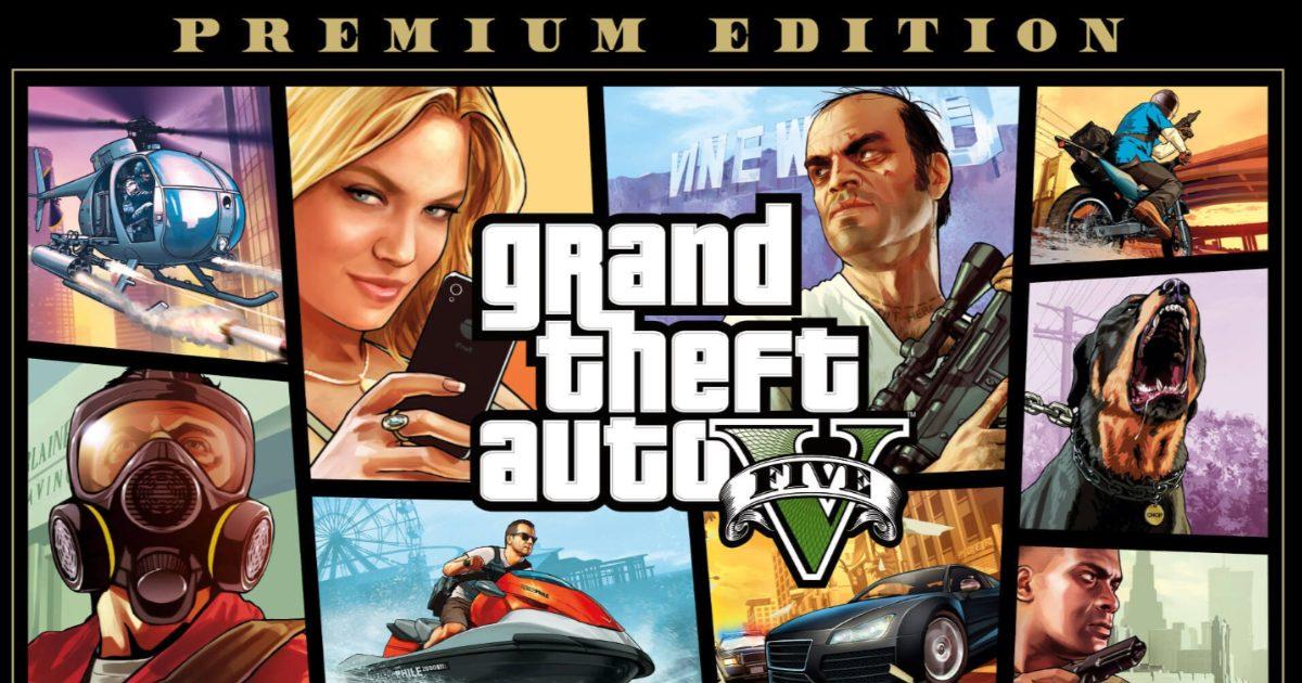 Epic Games Store的每週免費遊戲是GTA5 !一次登錄就可以一直免費遊玩?