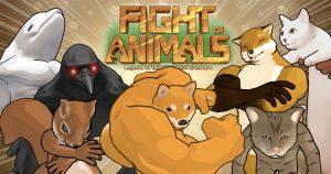 21958「Fight of Animals」に新キャラクター追加!あの長い猫が参戦!