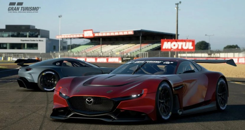 GT SPORTに「MAZDA RX-VISION GT3 CONCEPT」が追加!マツダ設立100周年記念イベントも開催!