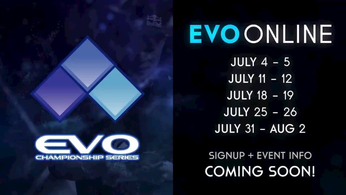 「EVO Online」開催日程