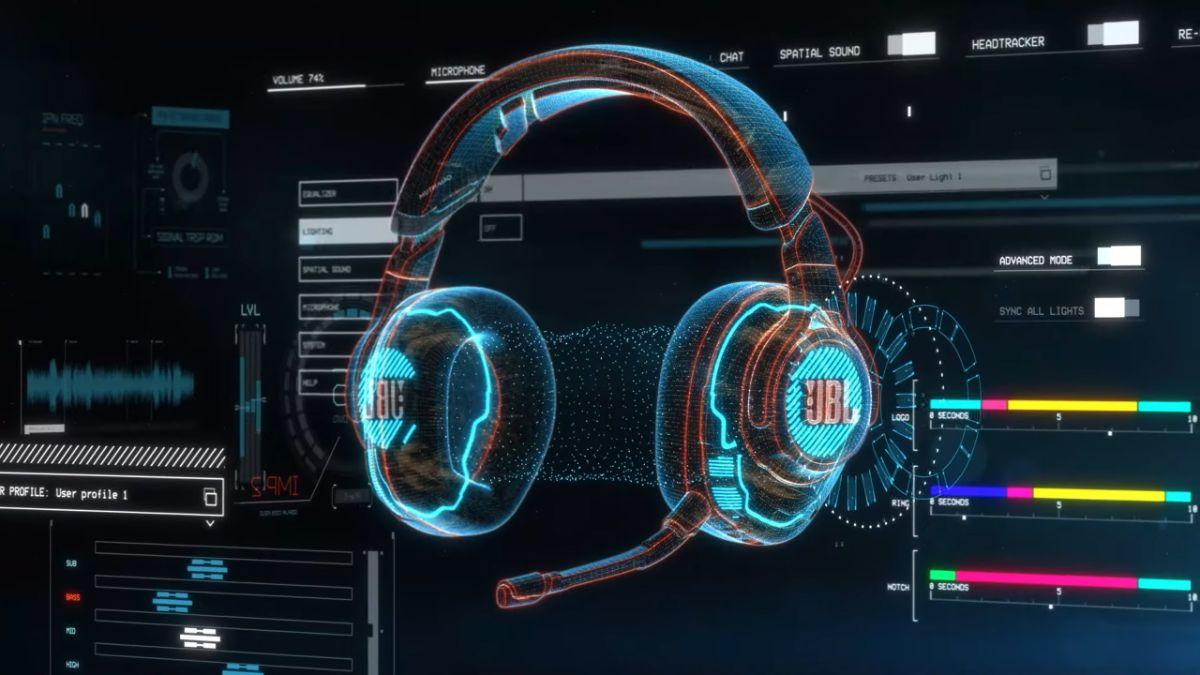 JBL独自の音響テクノロジーを搭載