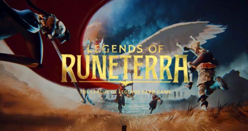 ライアットゲームズ「レジェンド・オブ・ルーンテラ」正式リリース!スマホで今すぐプレイ!