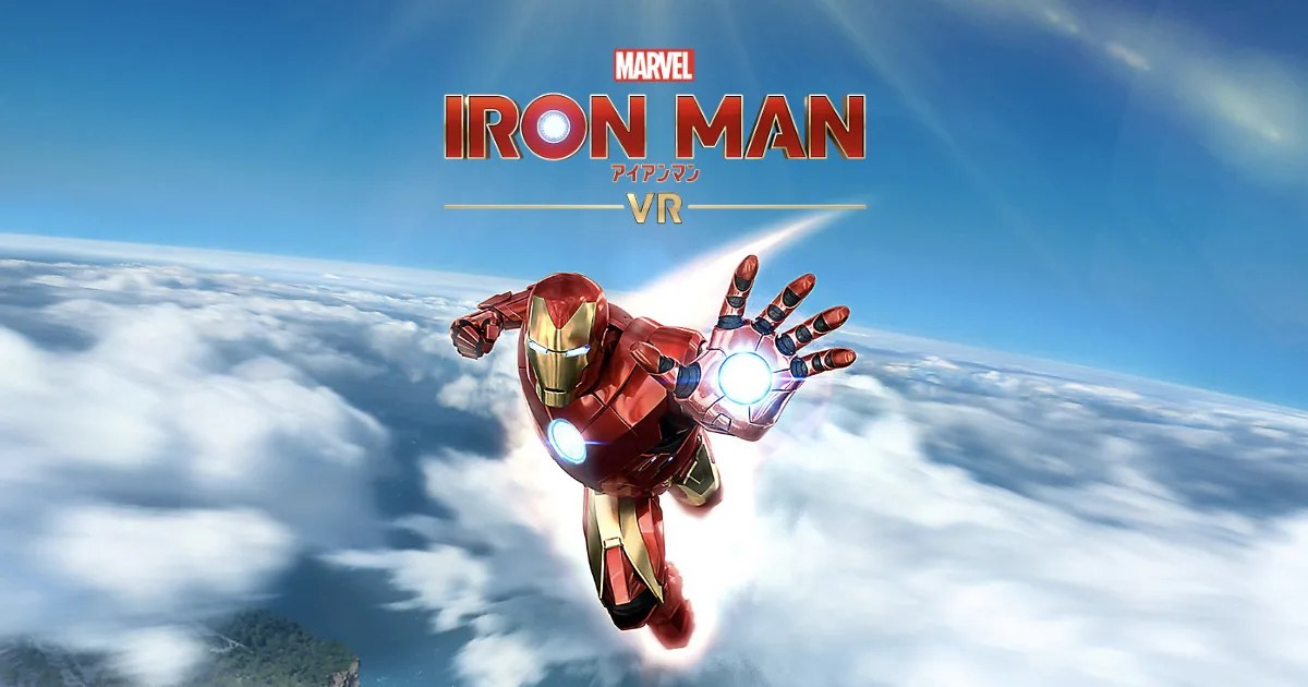 発売日が未定になっていたPlayStation VR専用ソフト「マーベルアイアンマン VR」が7月3日にリリース決定!