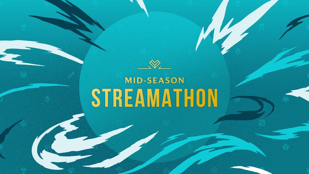 「ミッドシーズン ストリーミングマラソン」開催