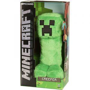 Minecraft プラッシュ/クリーパー10.5インチ