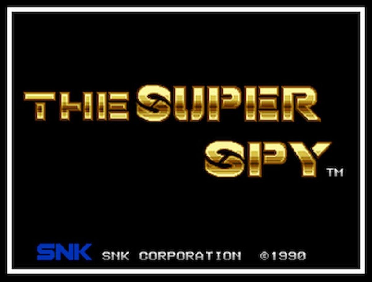 ザ・スーパースパイ