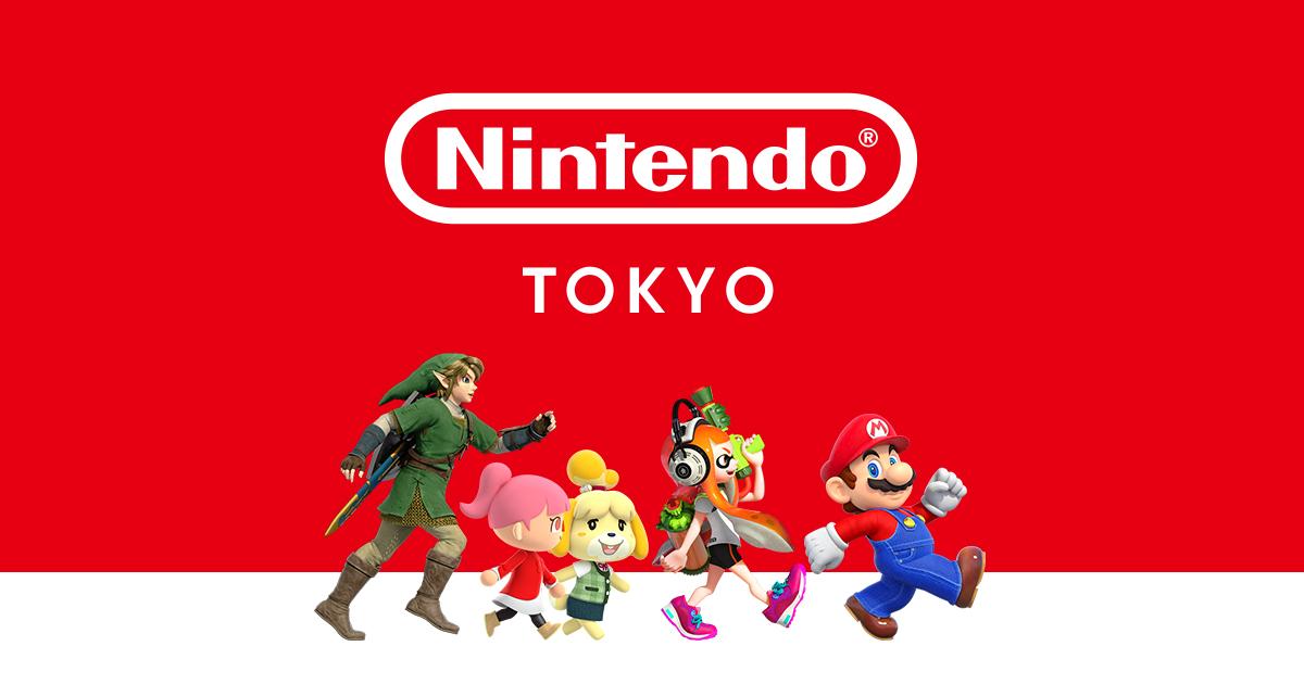 Nintendo TOKYOが6月1日から遂に営業再開!当面はWEBでの事前予約制!