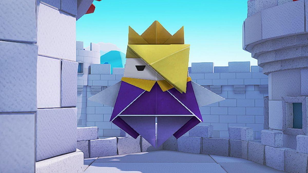 本作の最大の敵、オリー王