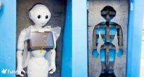 ロボットの新入社員「Pepper」がファングラーにやってきた!早速入社式(開封式)を行いました!