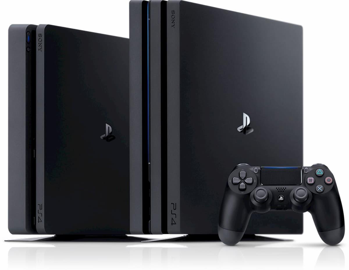 PlayStation 4 / PlayStation 4 Pro
