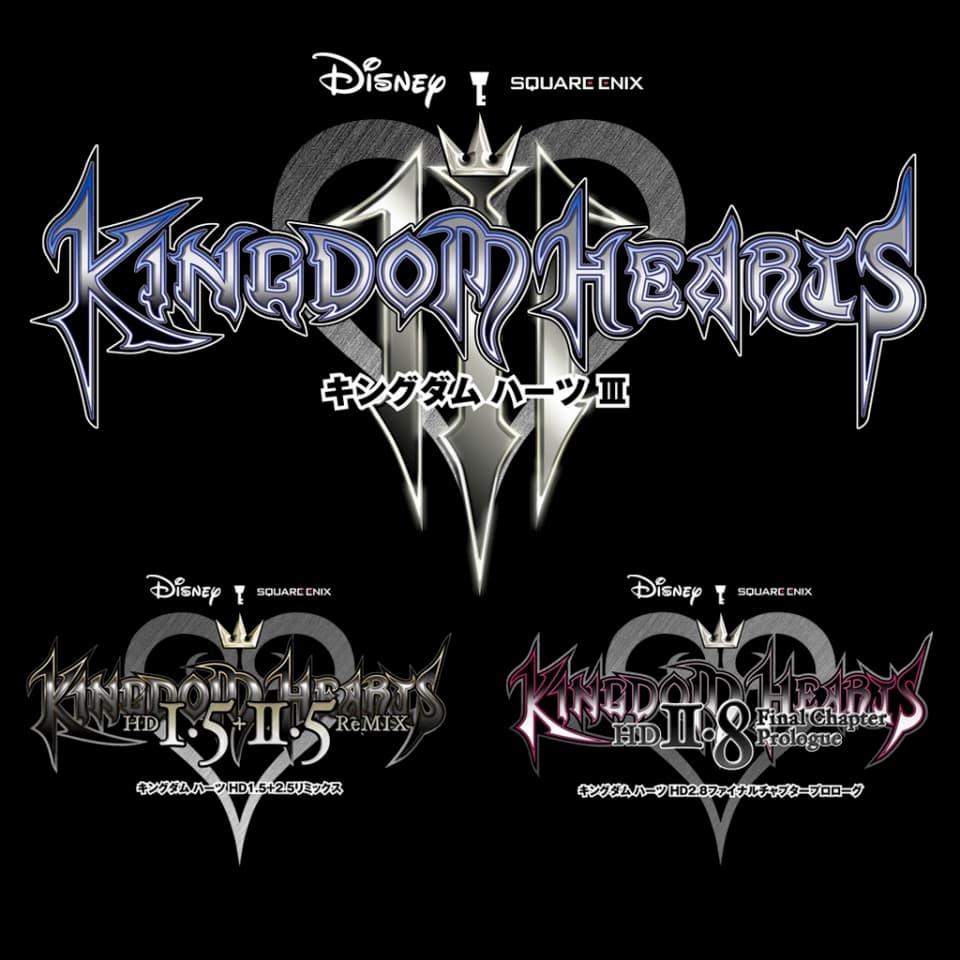 KINGDOM HEARTS INTEGRUM MASTERPIECE