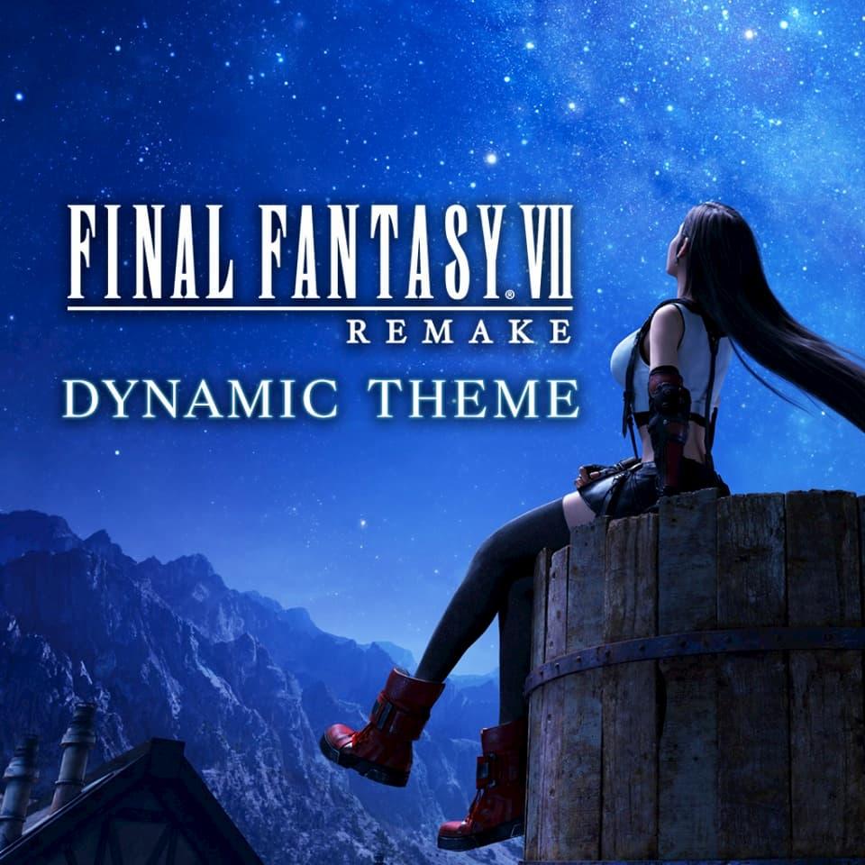 FINAL FANTASY VII REMAKE Tifa Theme