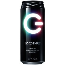 ZONe Ver.1.0.0 エナジードリンク 500ml×24本