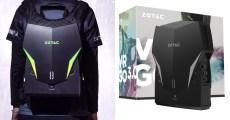 「可以背著的電競電腦」ZOTAC背囊型PC的升級版「VR GO 3.0」!