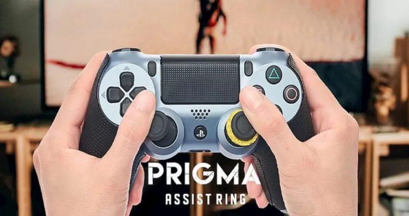 高次元のエイムを可能にする「PRIGMA・ASSISTRING」が販売開始!