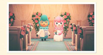 《集合啦!動物森友會》「6月新娘」婚禮活動開始