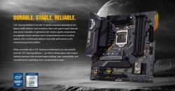 抜群の安定性と信頼性を誇るマザーボードがASUSから登場!「TUF Gaming B460M-PLUS / PLUS(Wi-Fi)」