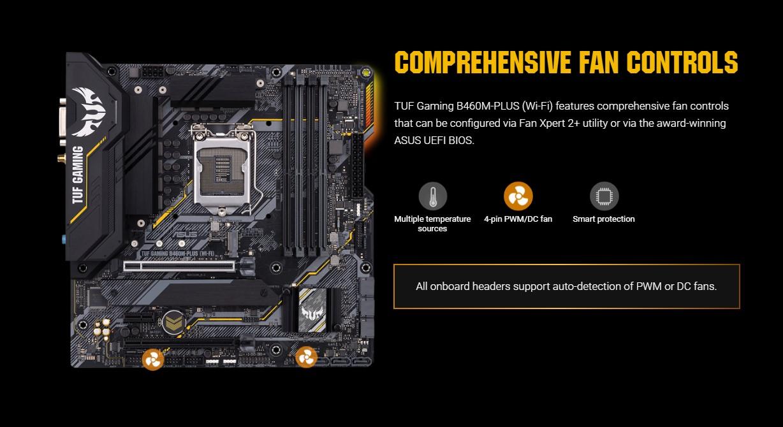 ファンコントール機能「Fan Xpert」