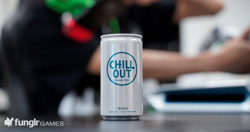 アンチエナドリ?!リラクゼーションドリンク「CHILL OUT」を飲んでみた!