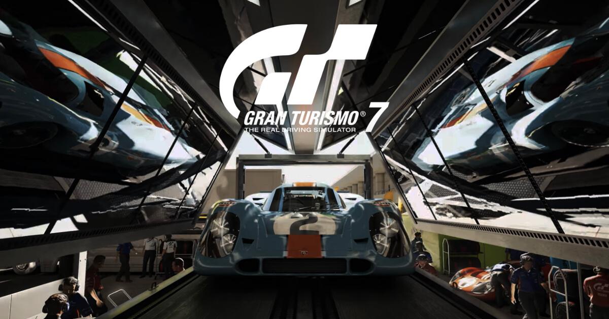 「グランツーリスモ7」がPlayStation 5で登場!まるで実写なアナウンストレーラーも公開!