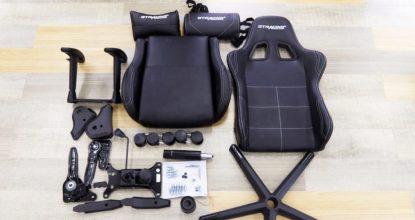 【開箱+實測】最滿意的是…價錢!GTRACING 電競椅「GTBEE-BLACK」!