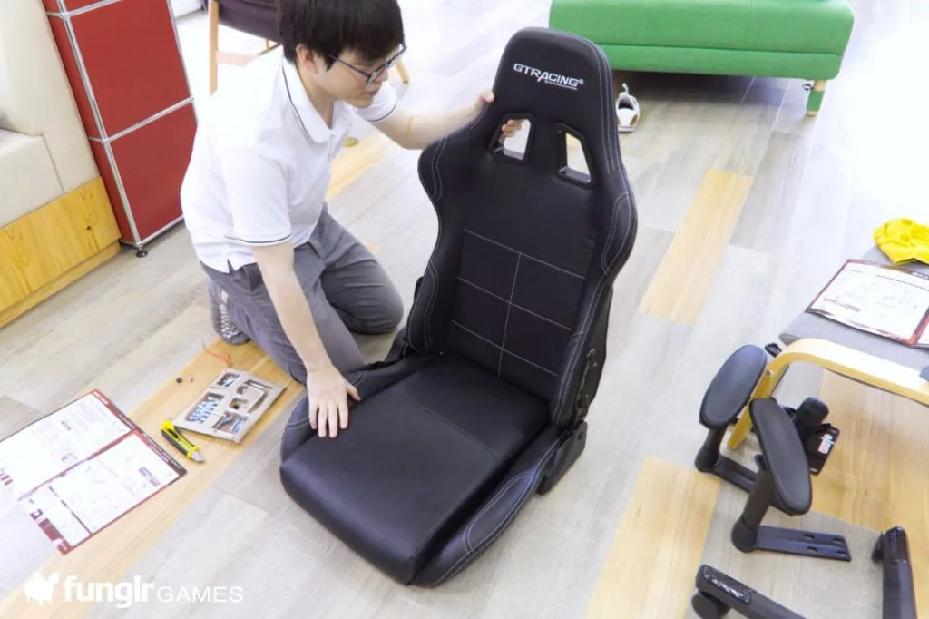 座椅子ではない