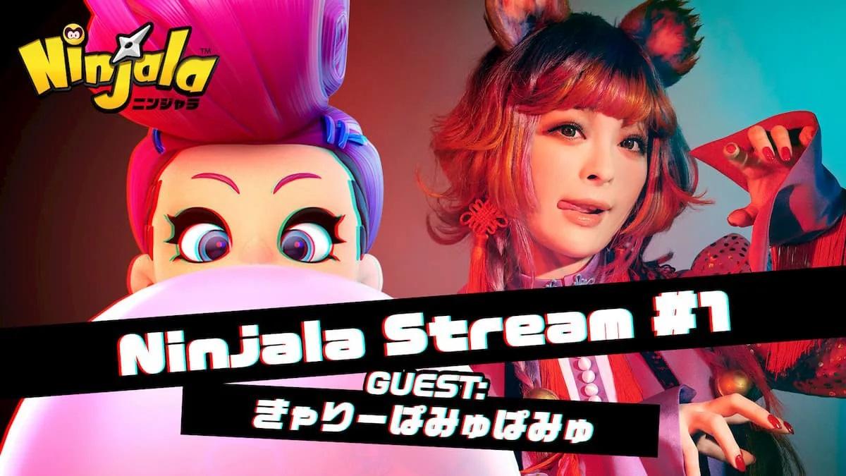 Ninjala Stream #1