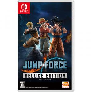 JUMP FORCE デラックスエディション - Nintendo Switch