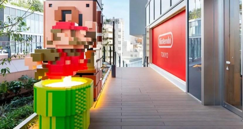 Nintendo TOKYOは6月13日(土)と6月14日(日)の入店を事前WEB予約制にすると発表