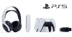 PlayStation 5の周辺機器が公開!ヘッドセットやHDカメラやリモコンも!