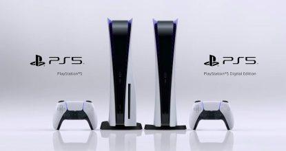 PlayStation 5本体のデザインが遂にお披露目!デジタルエディションも発表!