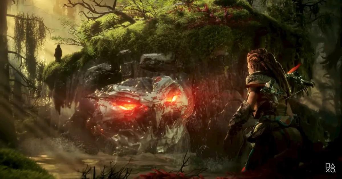 大自然を駆け回れ!「Horizon Forbidden West」がPS5に発売決定!