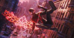 黒いスパイダーマンが縦横無尽!?「Marvel's Spider-Man Miles Morales」がPS5で発表!