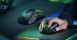 Razerの最上位ゲーミングマウス「Viper/Basilisk Ultimate」にチャージングドックが付属しない低価格モデルで登場