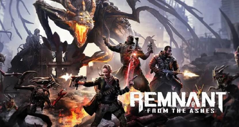 PlayStation 4版「レムナント:フロム・ジ・アッシュ」が発売!ダークな雰囲気と絶妙な難易度が癖になるオンラインアクションシューター