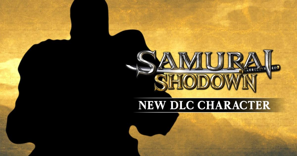 「サムライスピリッツ」シーズンパス2最後のキャラクターのシルエットが公開!