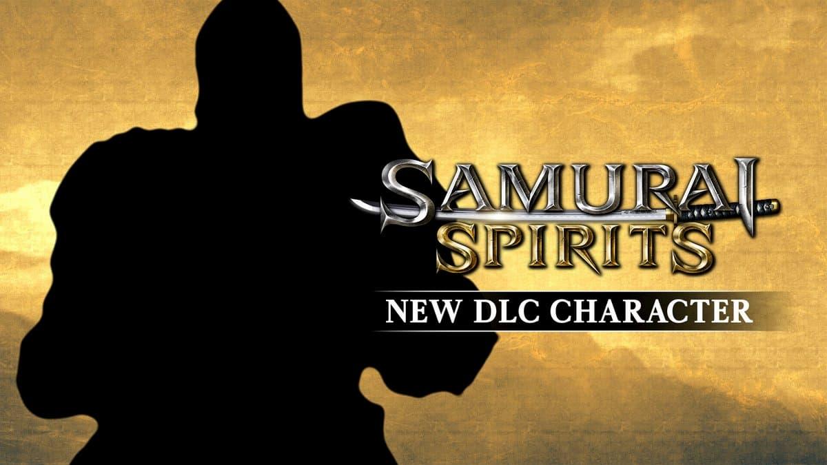 SAMURAI SPIRITS シーズンパス2 第4弾DLCキャラクター シルエット