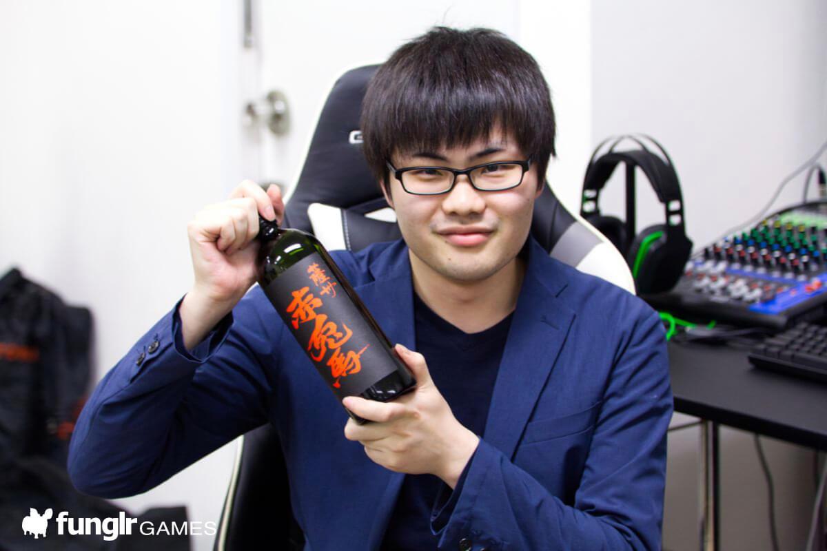 funglr Games編集部初の試飲会開催!